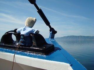 baikal bateau