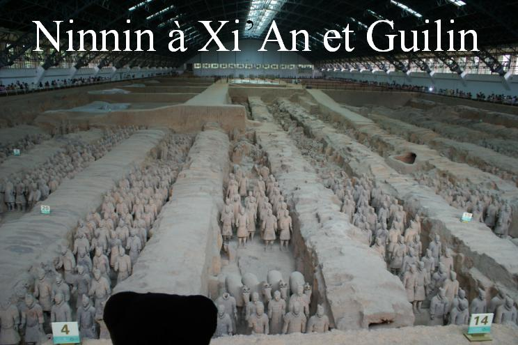 à Xi'An et Guilin