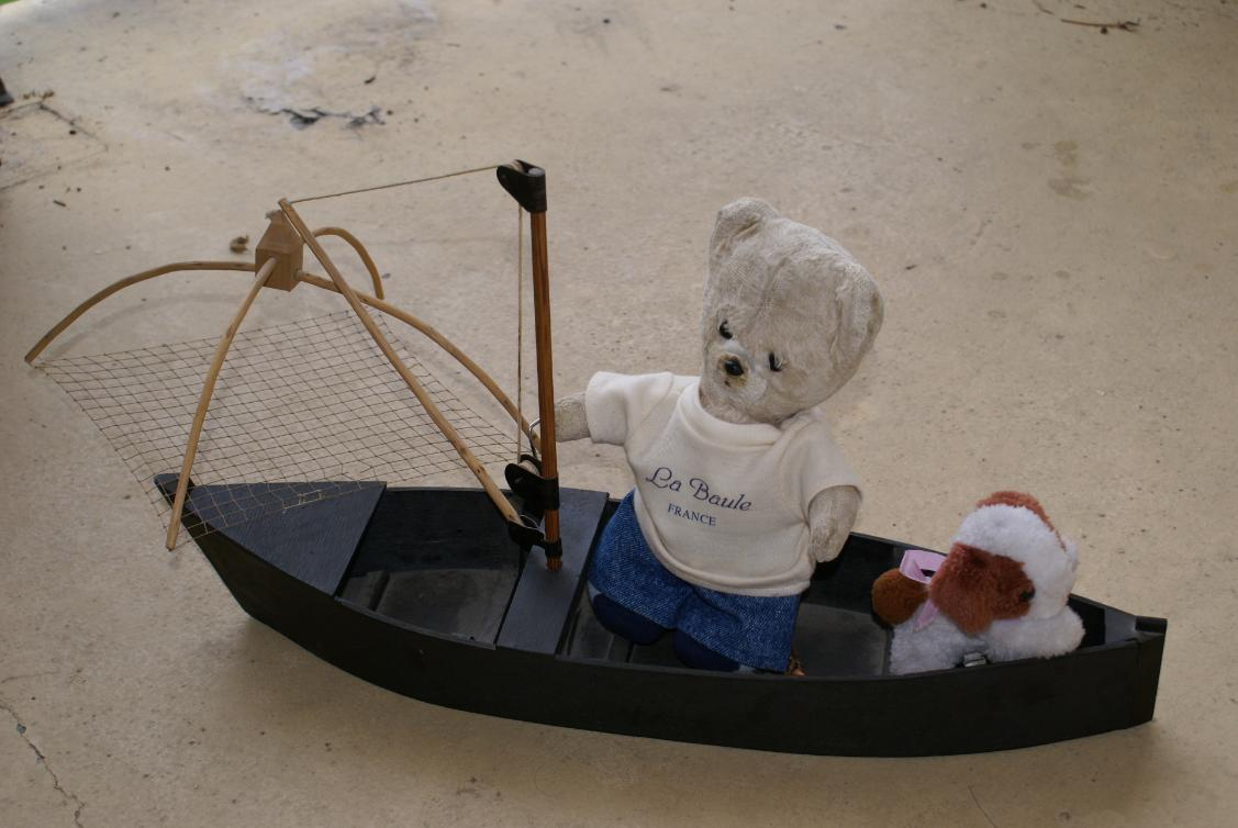 bateau brièron
