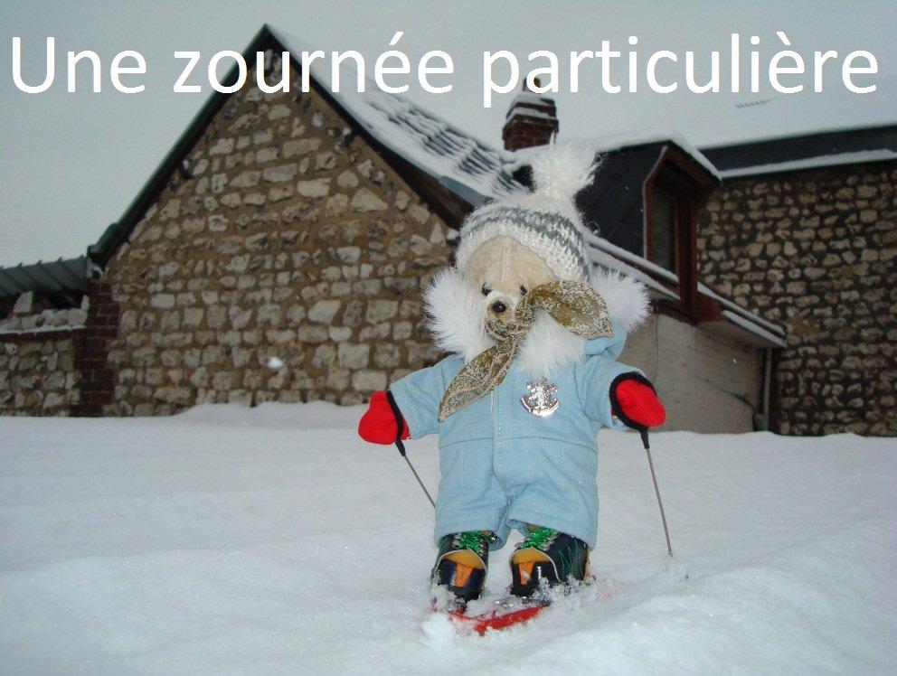 neige à Rouen