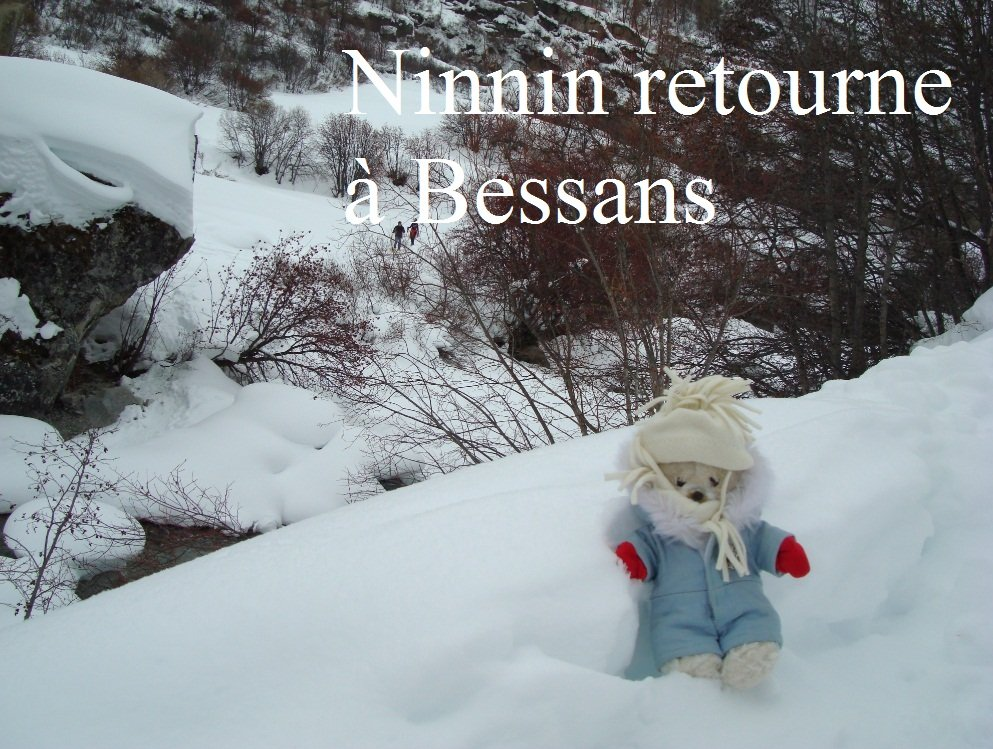 Ninnin retourne à Bessans
