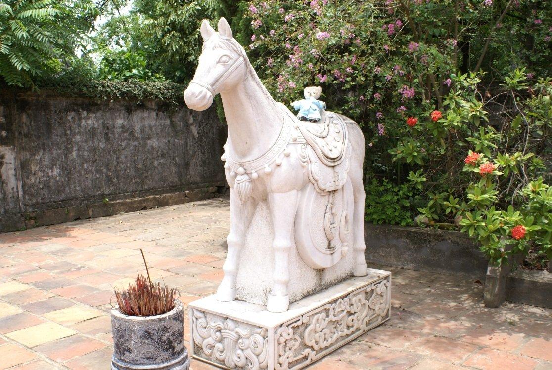 cheval sacré