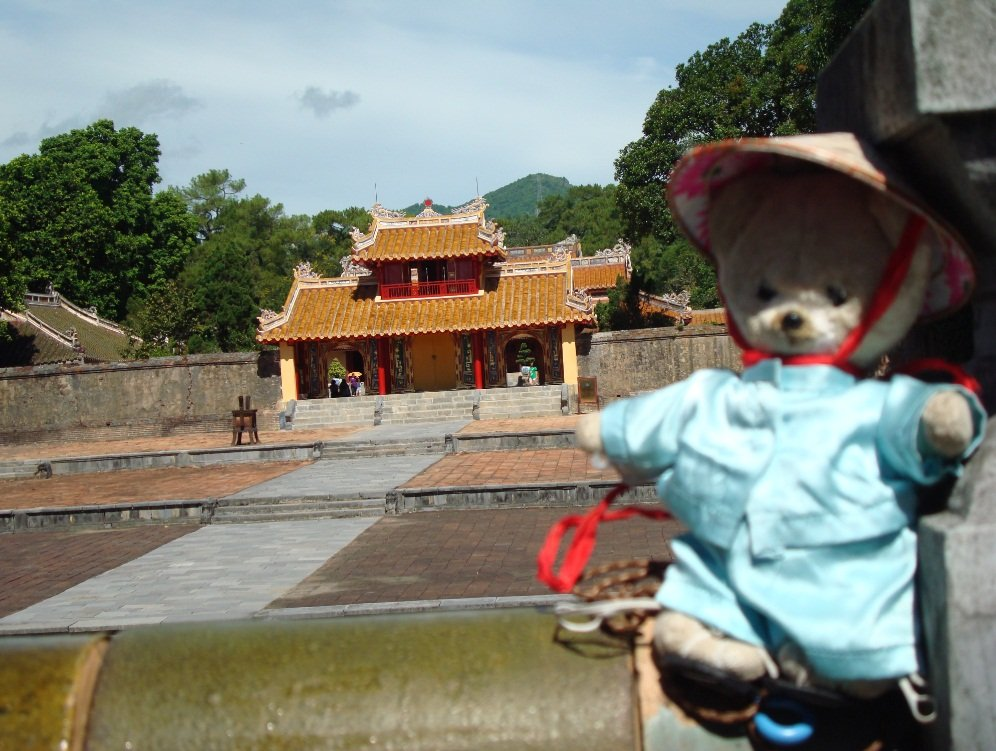 tombeau Minh Mang 2
