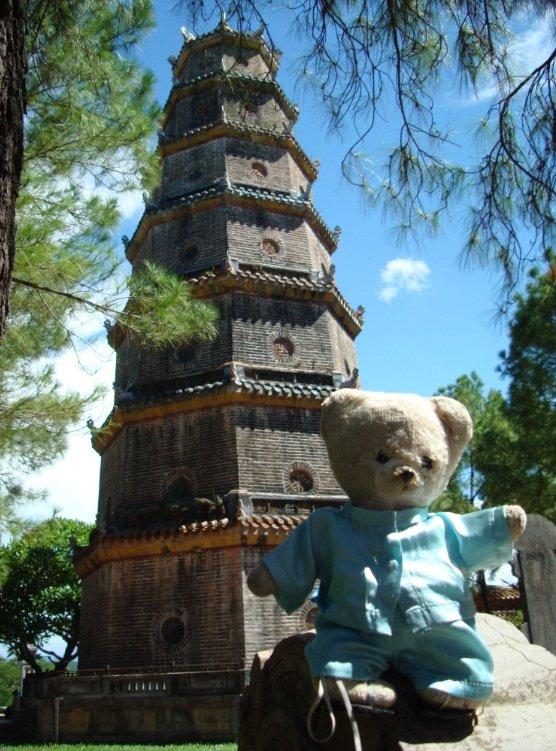 pagode Dame Céleste