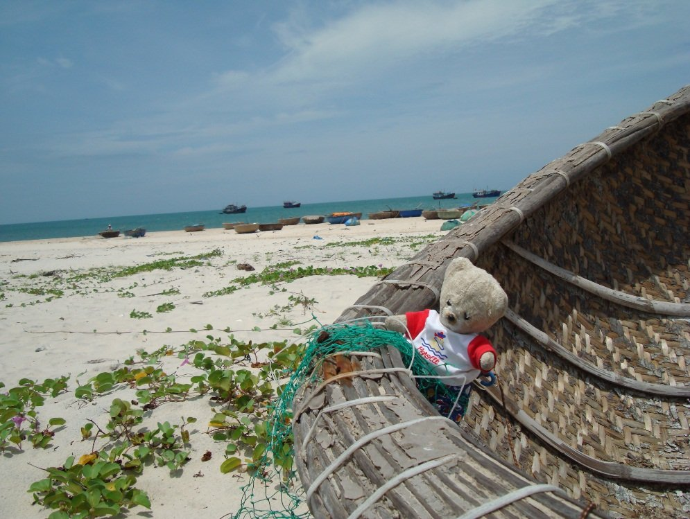 pêche à Phan Thiet