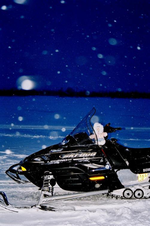 moto neige 2