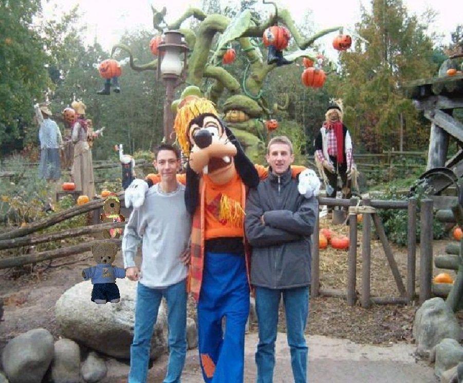 chez Disney