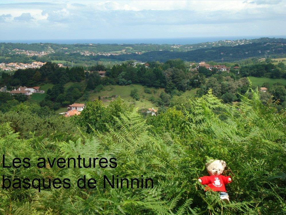 les aventures basques de Ninnin