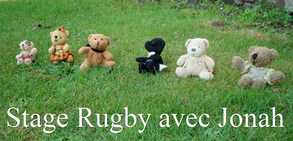 Stage rugby avec Jonah