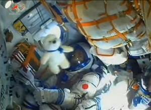 Cosmonaute Michka