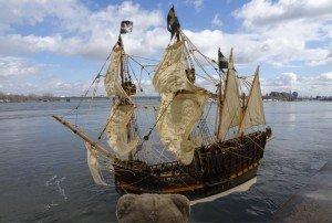 bateau Champlain