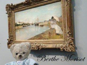 Titre Berthe Morisot