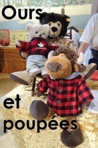 titre ours et poupées